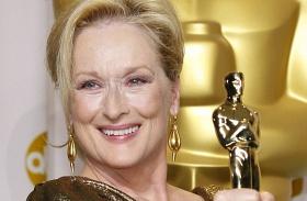 Meryl Streep Oscar-jelölés gif