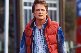 Michael J. Fox ikerlányai
