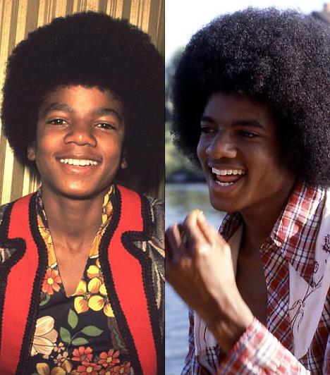 Michael Jackson élete képekben