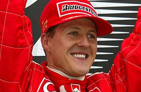 Michael Schumacher állapotáról nyilatkozott a Ferrari-elnök