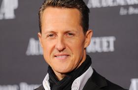 Michael Schumacher Bernie Ecclestone vallomás