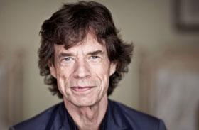 Mick Jagger fiatal barátnő