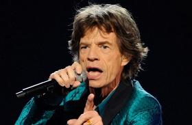 Mick Jagger nyolcadik gyerek