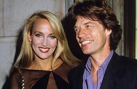Mick Jagger szeretője