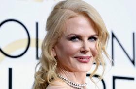 Nicole Kidman részeg Golden Globe