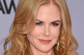 Nicole Kidman csipkeruhában a CMA-gálán