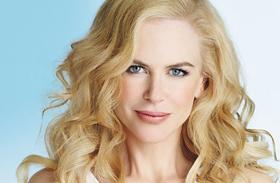 Nicole Kidman fekete-fehér fotókon