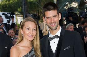 Novak Djokovic gyereke megszületett