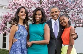 Obama család új otthona