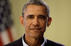 Obama szerelmes pillanatképek