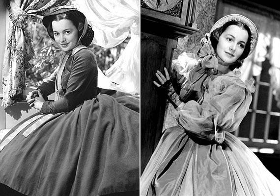 Bár a legjobb női mellékszereplő díját nem ő nyerte az Elfújta a szél című filmben nyújtott alakításáért, mégis örökre beírta magát a mozitörténelembe Melanie Hamilton figurájával és a Leslie Howarddal közös szerelmi jelenetekkel.