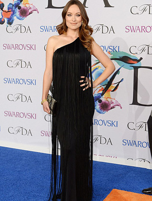 A CFDA Fashion Awards gálán