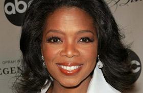 Oprah Winfrey alakját a címlapon mutatta meg
