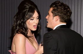 Orlando Bloom Katy Perry Coachella