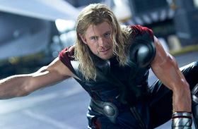 People's Sexiest Man Alive 2014: Chris Hemsworth