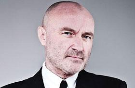 Phil Collins tolószékbe került