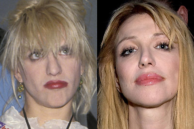 Courtney Love 1993, 2007