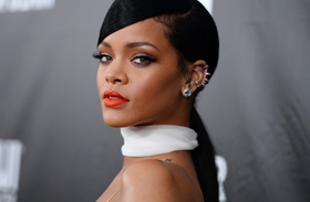 Rihanna meztelen Instagram-fotója