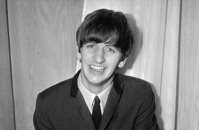 Ringo Starr friss fotók