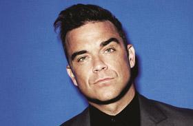Robbie Williams lefogyott Facebook
