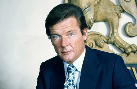 Roger Moore lánya meghalt