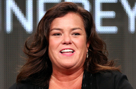 Rosie O'Donnell lefogyott