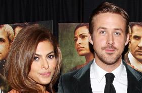 Ryan Gosling és Eva Mendes gyermeket vár
