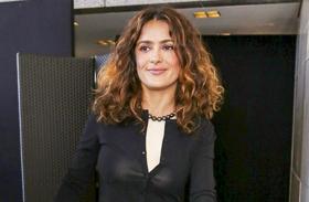Salma Hayek balett Párizs