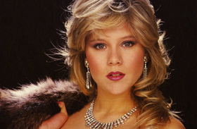 Samantha Fox és Michael J. Fox