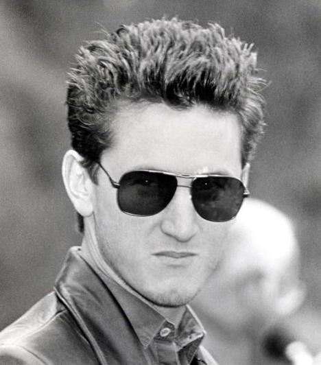 Sean Penn élete képekben