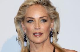 Sharon Stone smink nélkül