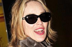 Még mindig jól áll neki! Sharon Stone 52 évesen is bátran bújik szűk bőrnadrágba