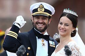 Sofia Hellqkvist svéd királyi esküvő