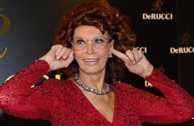 Sophia Loren és Katalin