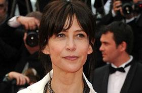Sophie Marceau - Cannes villantások