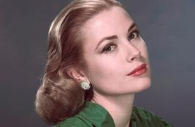 Stephanie hercegnő és Grace Kelly hasonlósága