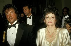 Sylvester Stallone anyja Jackie plasztika