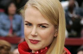 Sztárok egykor és most Nicole Kidman