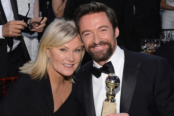 Hugh Jackman és felesége, Deborra-Lee Furness idén ünnepelték 20. házassági évfordulójukat. Felesége ugyan 13 évvel idősebb, mégis nagy az összhang közöttük.