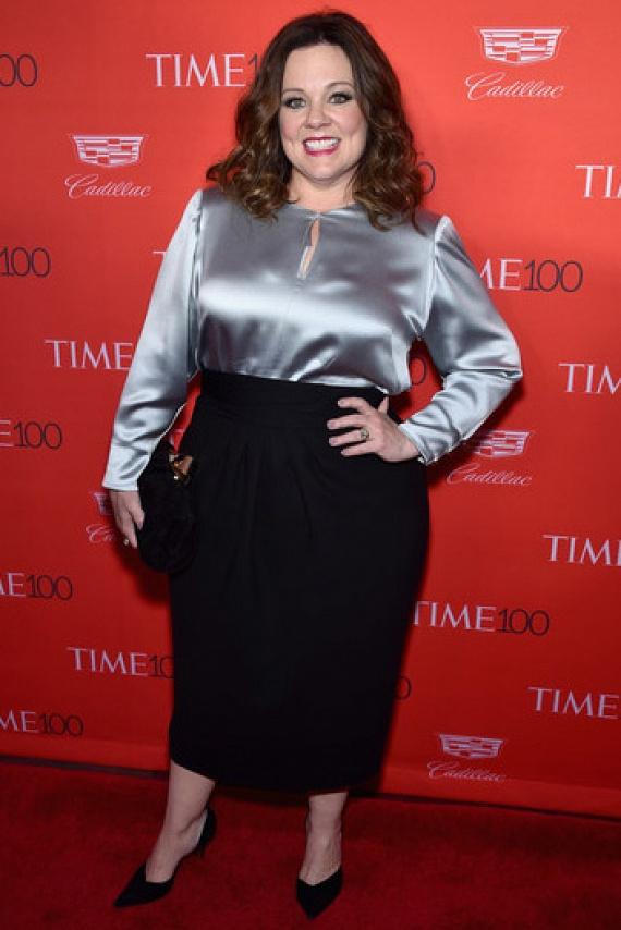 Melissa McCarthy egyre jobban néz ki. A színésznő rengeteg plusz kilótól megszabadult már, de még mindig fogyni szeretne.