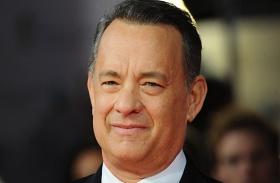 Tom Hanks esküvő photobomb