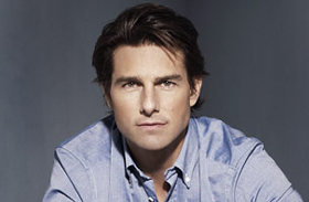 Tom Cruise meztelen