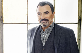 Tom Selleck bajusza
