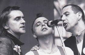 Trio együttes tagjai ma