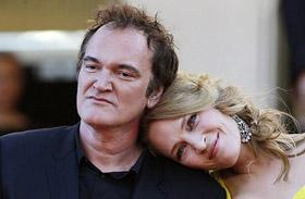 Uma Thurman és Quentin Tarantino összejött