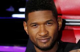 Usher részeg Instagram