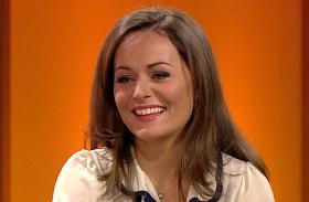 Victoria Fritz BBC híradós szülés