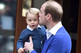 Így becézi Vilmos herceg a gyerekeit