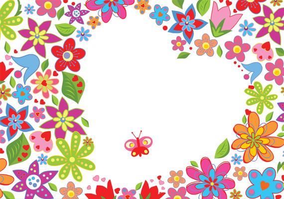 Akár tengernyi meseszép virágot is elküldhetsz az édesanyádnak és a nagymamádnak, nem kevesebb szeretettel. A képeslapot itt találod!