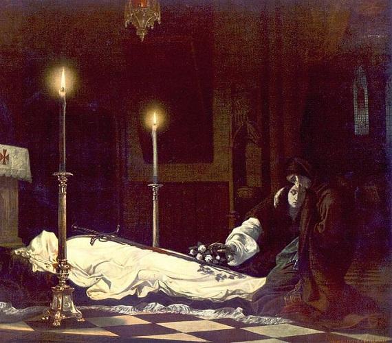 Szilágyi Erzsébet (1410-1483)Mátyás király édesanyja fontos történelmi szerepet játszott, kortársai hős asszonynak - mulier heroica - nevezték. Ha családtagjai bajba kerültek, a Hunyadi-ház vagyonát bőkezűen felhasználva pénzzel és fegyveres erőkkel igyekezett a segítségükre lenni, így alkupozícióba került a királlyal is. Mátyás szabadon bocsátásáért hatalmas összeget fizetett Podjebrád Györgynek, és fia megválasztásáért is komoly lépéseket tett. Mátyás uralkodása alatt nagy megbecsülésben és nyugalomban élt Óbudán és Vajdahunyadon. A vajdahunyadi vár jelentős részét ő építtette. Fia a Magyarország királynéja címmel illette édesanyját.